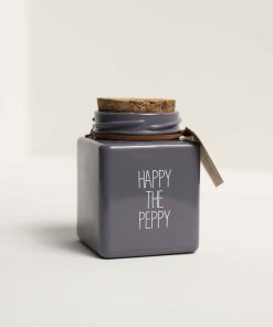 Scented candle - Happy the peppy