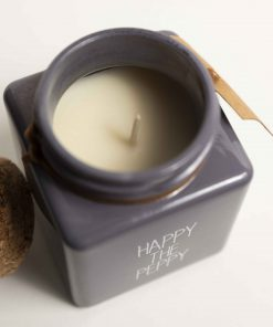 Scented candle - Happy the peppy (up)