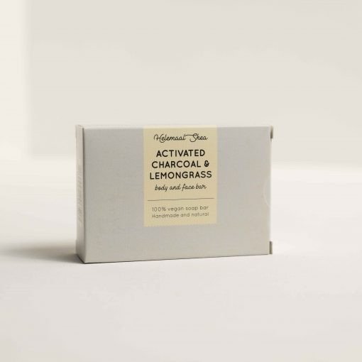 Charcoal body & face bar (closed)