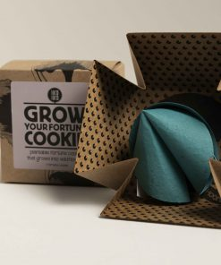 Grow your own fortune cookie